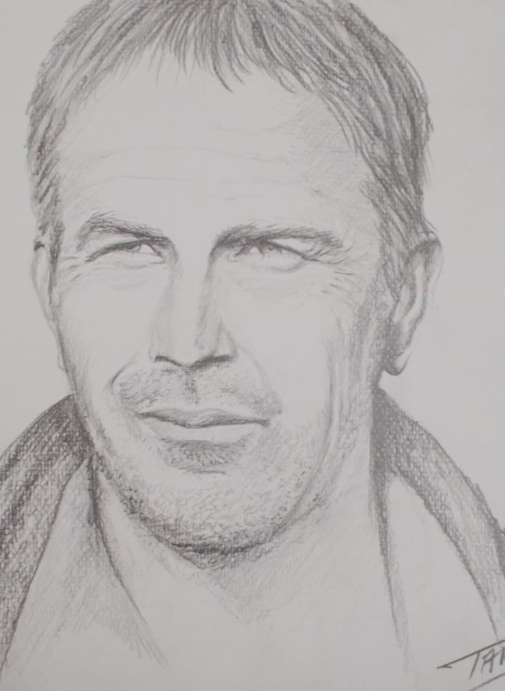 Kevin Costner by nanar